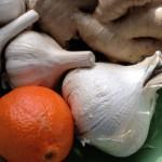 Garlic and Orange